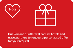 The Romantic Butler - Step 2