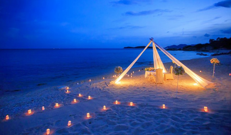 Beautiful Beach Weddings In Thailand Featuring Outrigger