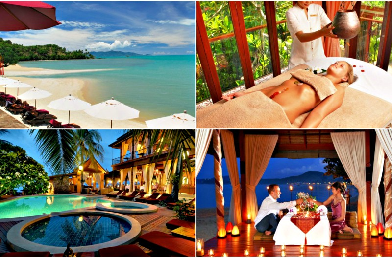 Best romantic hotels in thailand 10 recommendations for Boutique hotels for couples