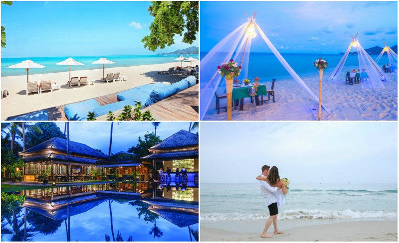 Romantic Beach Holidays